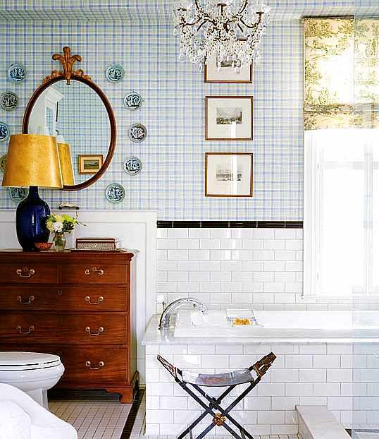 ideas para baños actuales