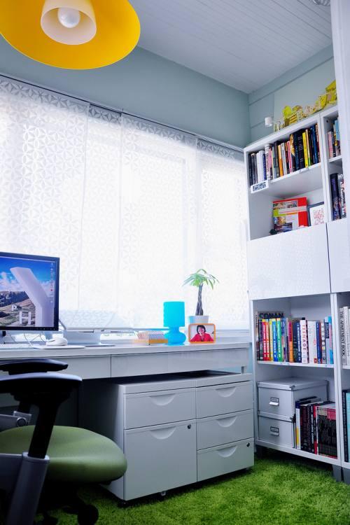 Dise o de oficina crea tu espacio de trabajo decoracion in for Espacios de oficina
