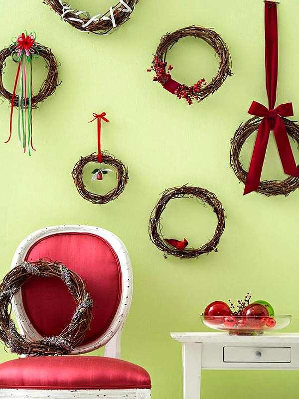 Rincones creativos para decorar en navidad decoracion in - Ideas creativas para decorar ...
