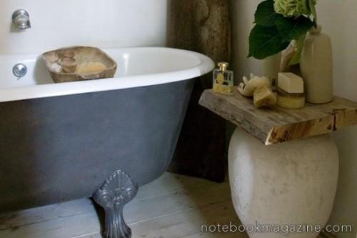 Ideas de decoración del cuarto de baño con bañeras   decoracion.in