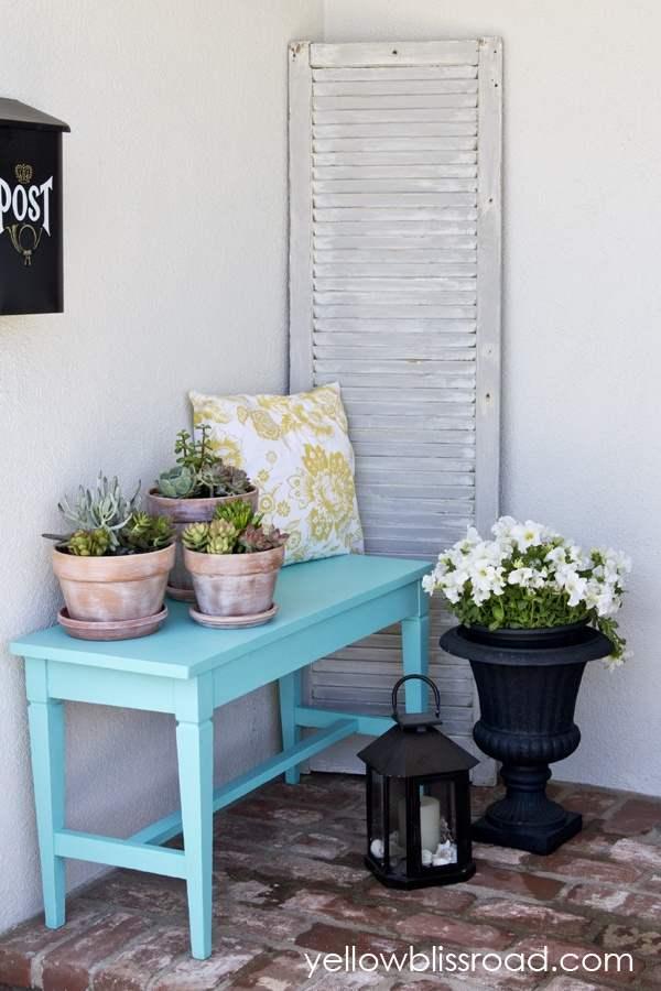 Decora exteriores con cojines decoracion in Ideas decoracion jardines exteriores