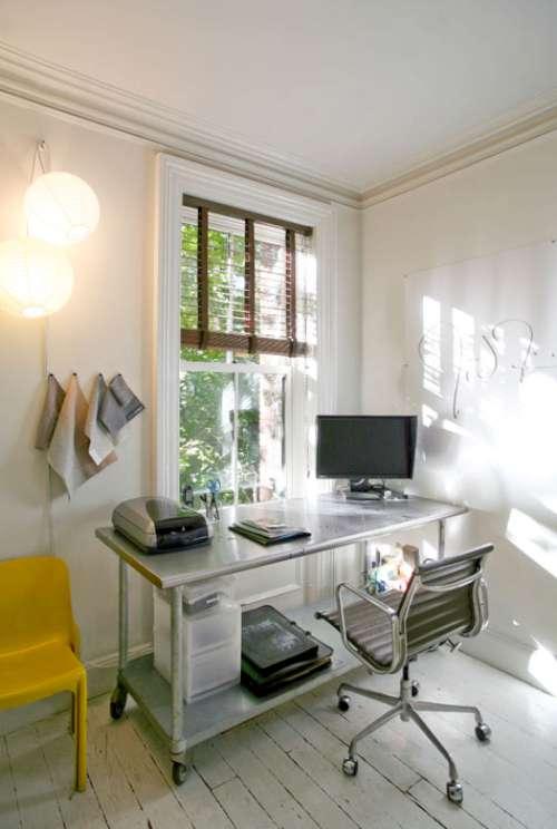 Ideas para la decoraci n y organizaci n de una oficina en for Decoracion de oficinas en casa