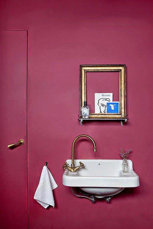 ideas para decorar un baño único