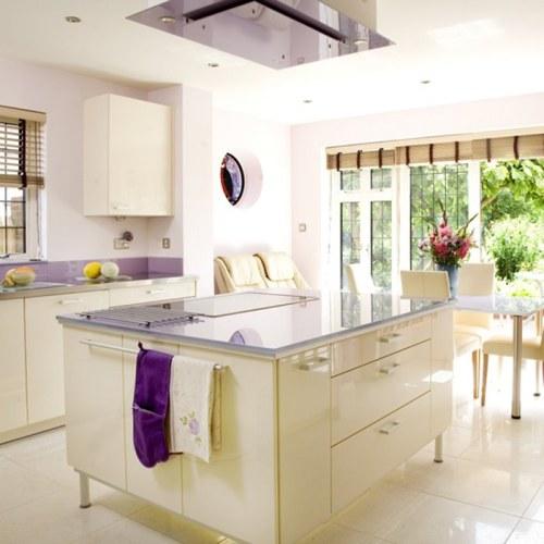 Ideas para decorar la cocina con colores decoracion in - Cocinas decoracion ideas ...