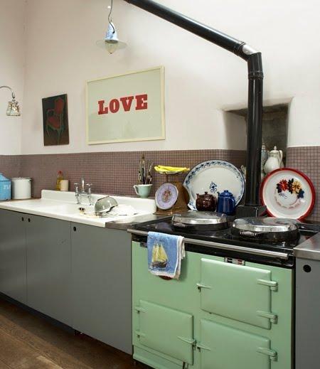 Ideas para Decorar la Cocina con Cuadros - Decoracion.IN