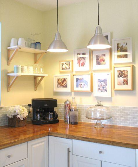 Painting Kitchen Cabinets Ideas Color Ideas: Ideas Para Decorar La Cocina Con Cuadros