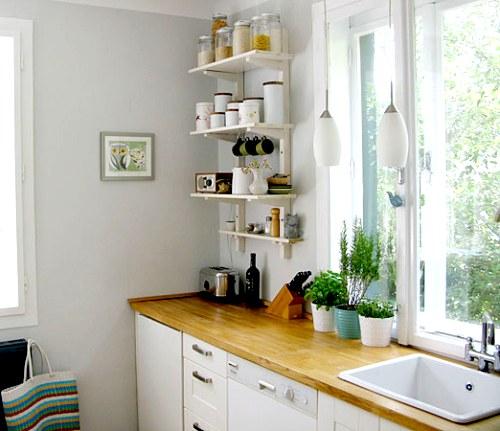 Ideas para decorar la cocina con cuadros decoracion in for Como decorar una pared de cocina