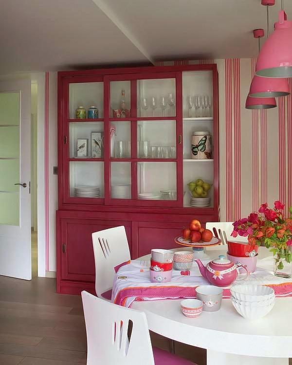 ideas para decorar con color