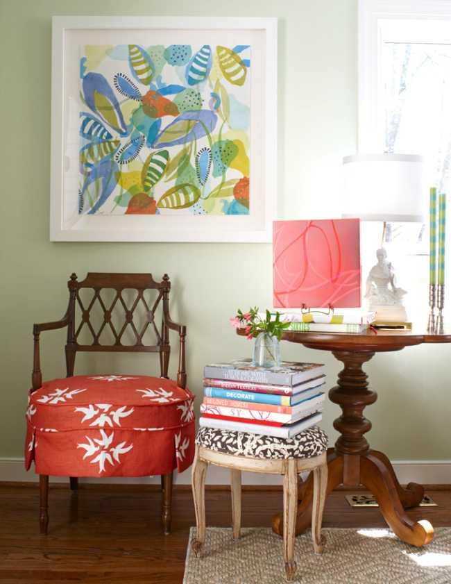 Decorar con cuadros equilibrio y belleza decoracion in - Cuadros para decorar ...