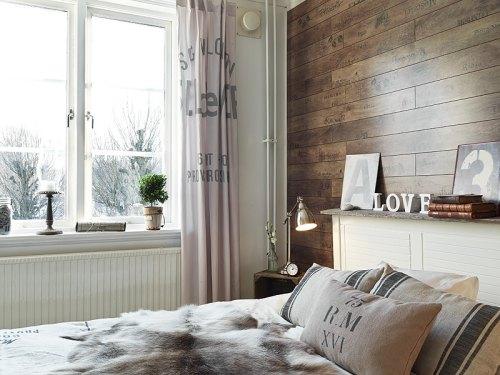 Ideas para decorar dormitorios actuales decoracion in for Disenos para decorar paredes de dormitorios