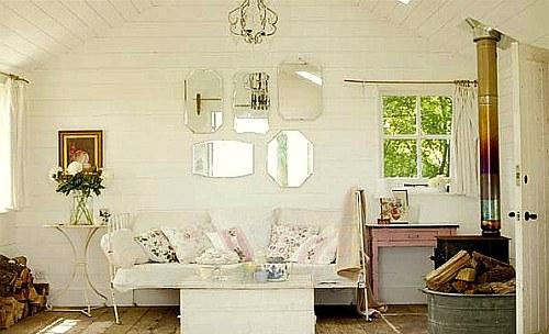 ideas para decorar con espejos el hogar