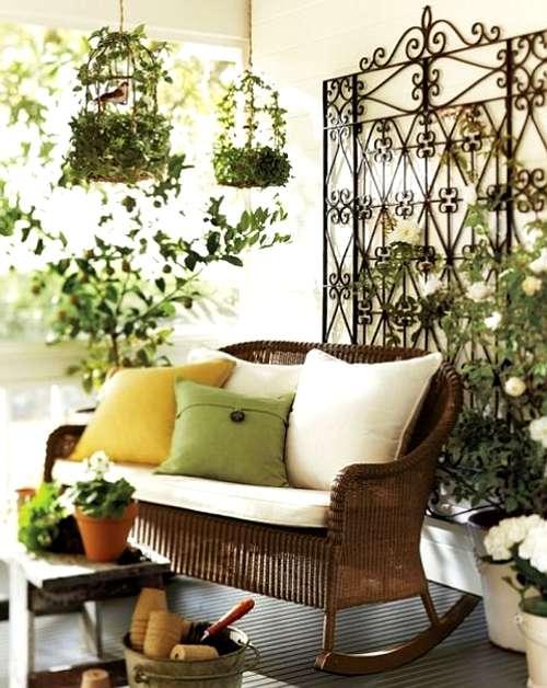 ideas para decorar el exterior de la casa
