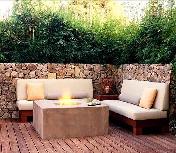 ideas para decorar el jardín y la terraza