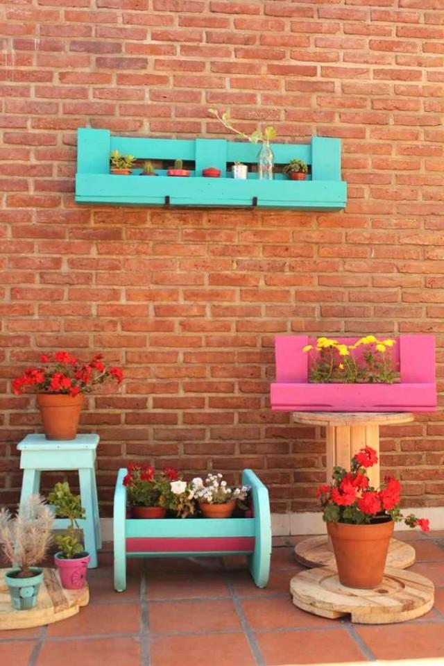 ideas para decorar jardines