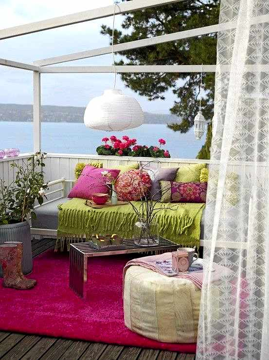 ideas para decorar terrazas y jardines