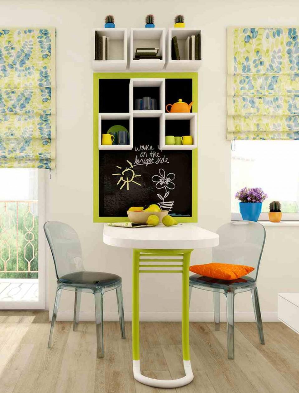 Espacios peque os decoracion in parte 5 for Ideas para espacios reducidos