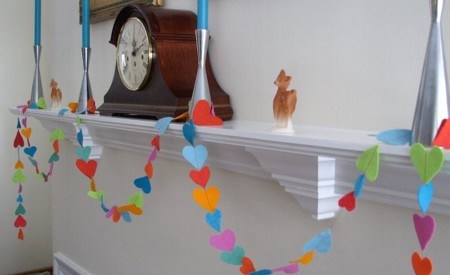 Decorar San Valentín