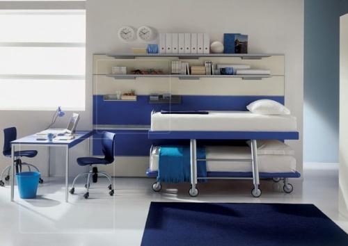 cómo decorar dormitorios compartidos