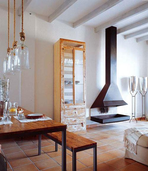 Ideas para la iluminaci n de comedores decoracion in - Iluminacion para comedores ...
