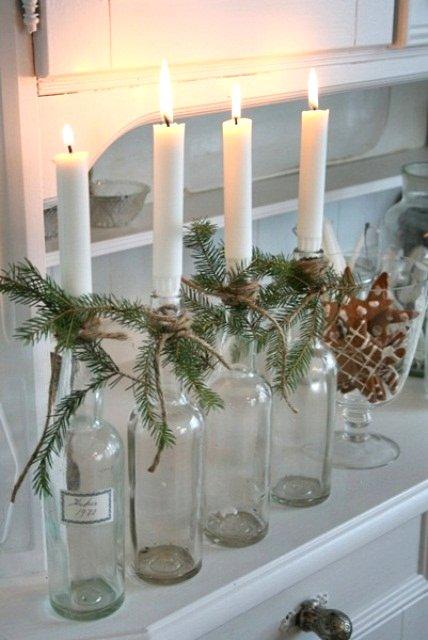 ideas de iluminación navideña