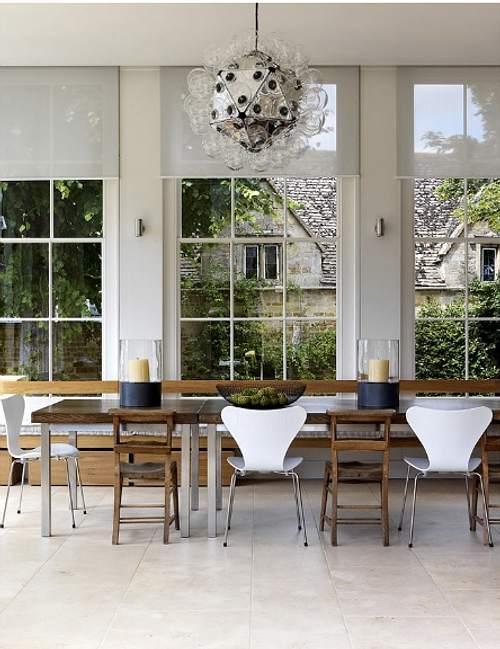Ideas y consejos para la decoraci n del comedor for Consejos decoracion
