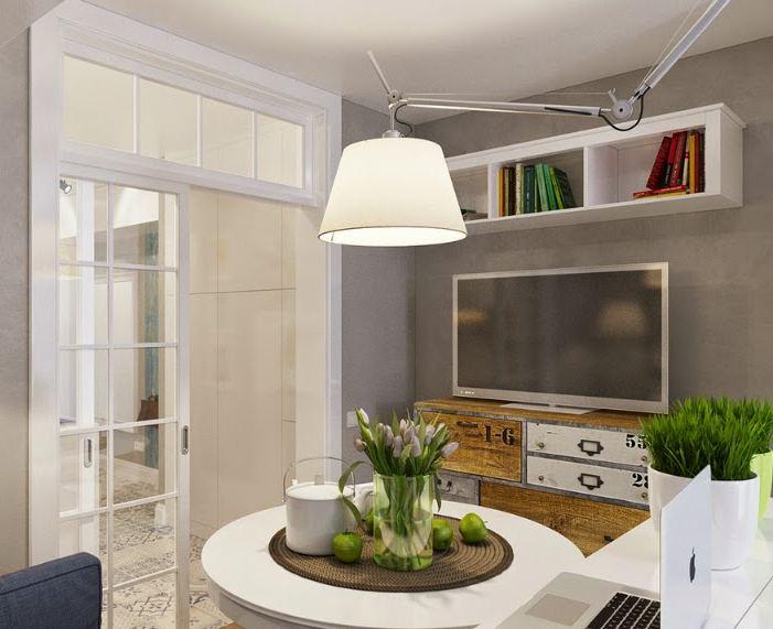 ideas de muebles para el salón-comedor
