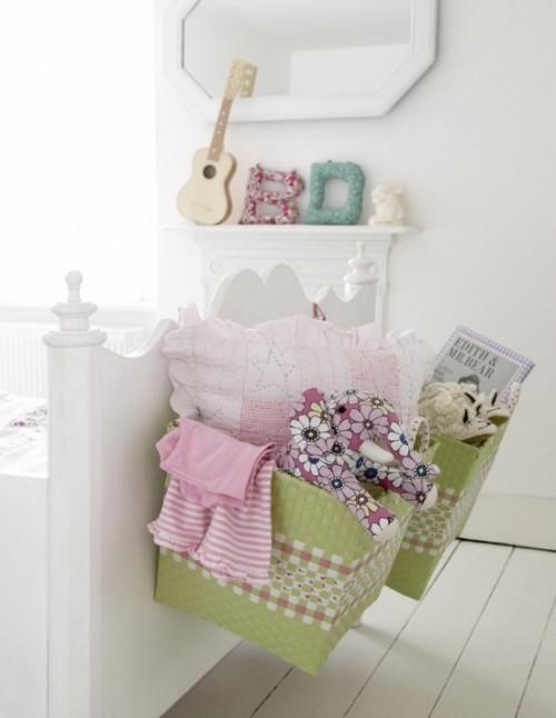 ideas para organizar dormitorios infantiles