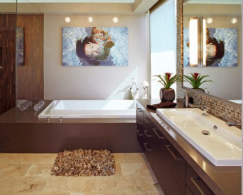 Ideas Para Decorar Baños Modernos:Fancy Bathroom Sink