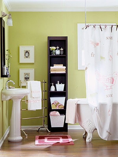 Pr cticas y lindas ideas de almacenamiento para el ba o for Bathroom storage ideas b q