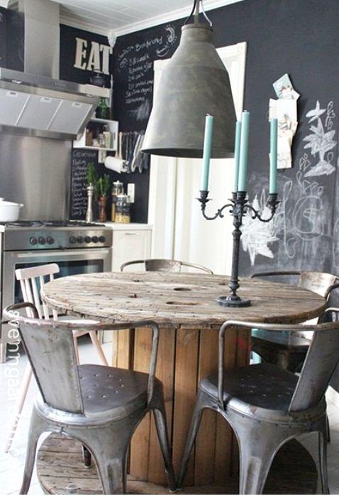 ideas para renovar la cocina y el office