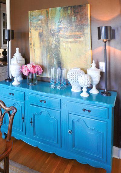 Ideas para renovar viejos muebles decoracion in for Muebles antiguos reciclados