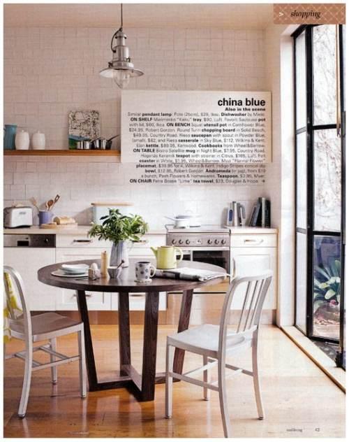 Ideas inspiradoras para decorar cocinas actuales for Cocinas actuales