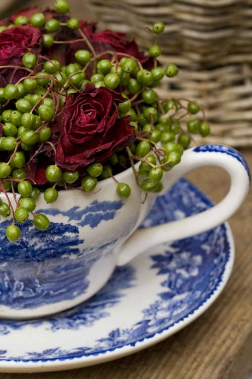 Improvisando tiestos macetas y jarrones decoracion in for Macetas para jardines pequenos