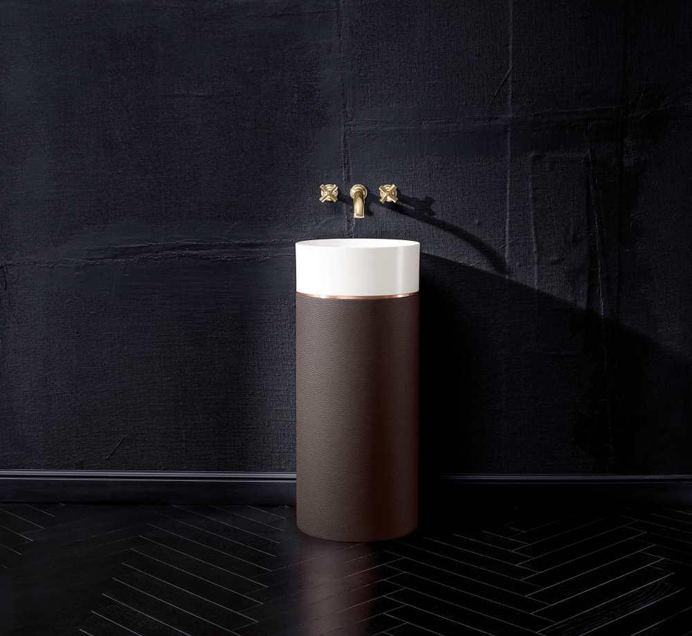 innovador lavabo Octagon