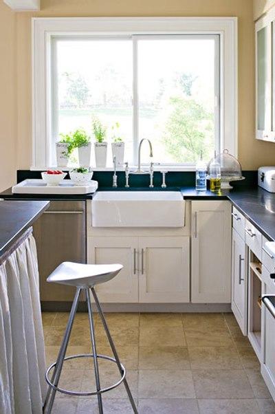 Interiores por helen norman decoracion in - Cocinas pequenas decoracion ...