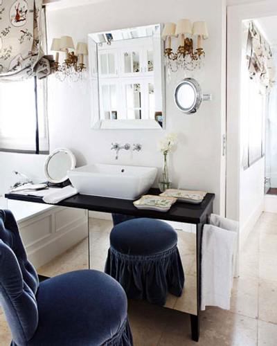 interior elegante y de estilo clásico