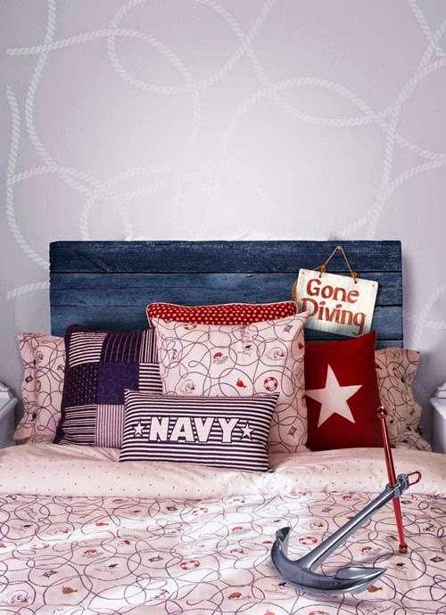 interior sailor style
