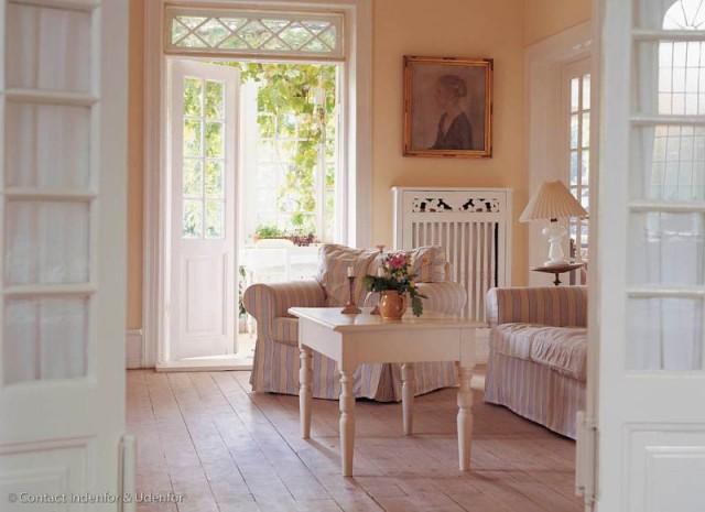 interiores agradables y vivos