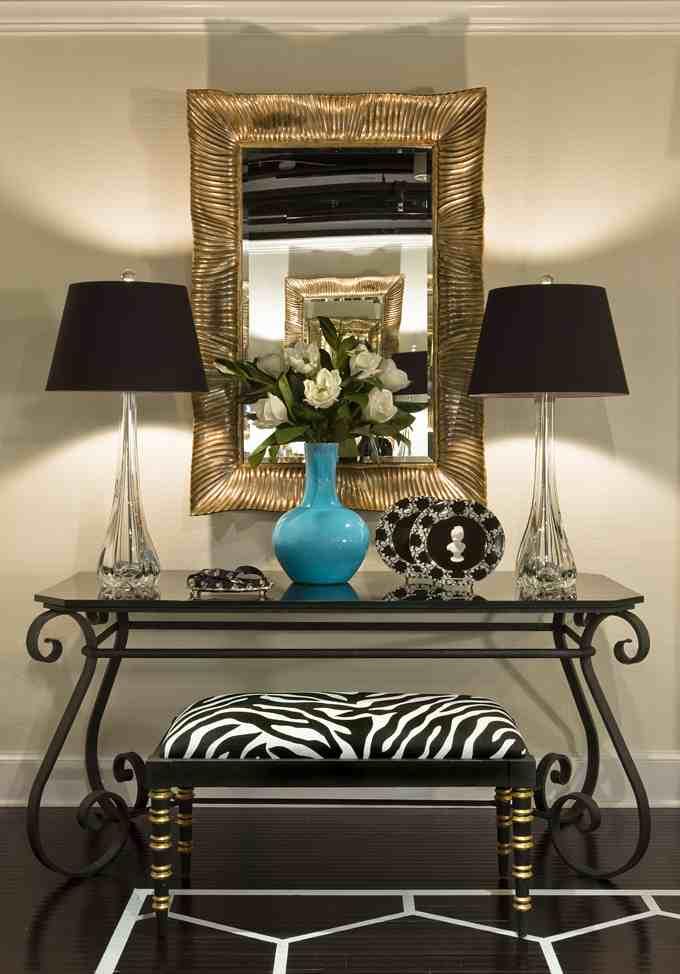 interiores elegantes