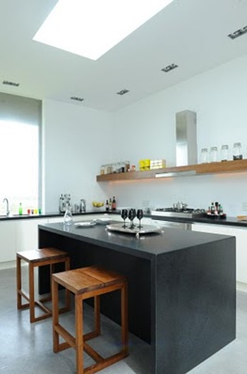 Cocina decoracion in parte 19 - Islas en cocinas ...