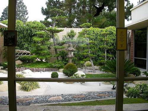 Jardines con aire oriental decoracion in for Jardin interior decoracion