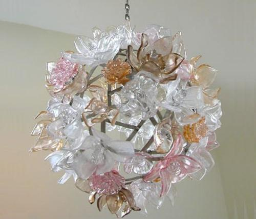 Hacer Lamparas Para Baño:Lámparas de Diseño, Arañas de Cristal de Elizabeth Lyons