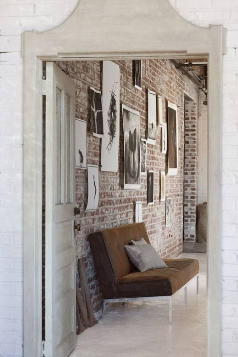 Un loft amplio de estilo industrial decoracion in - Decoracion estilo loft ...