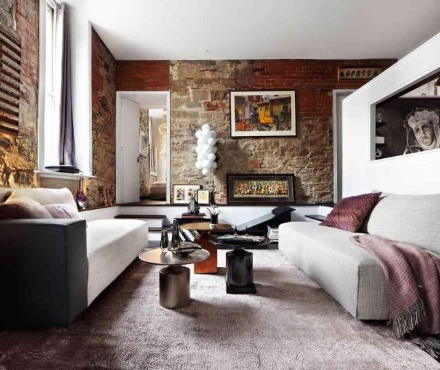 loft lujoso y moderno