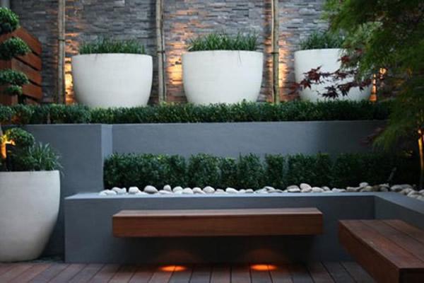 Opciones de iluminaci n para el jard n o terraza for Luces para jardin exterior
