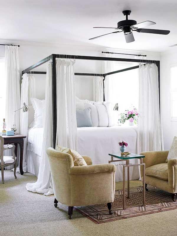 luminarias dormitorio