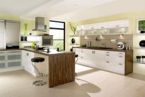 mas ideas para decorar una cocina actual