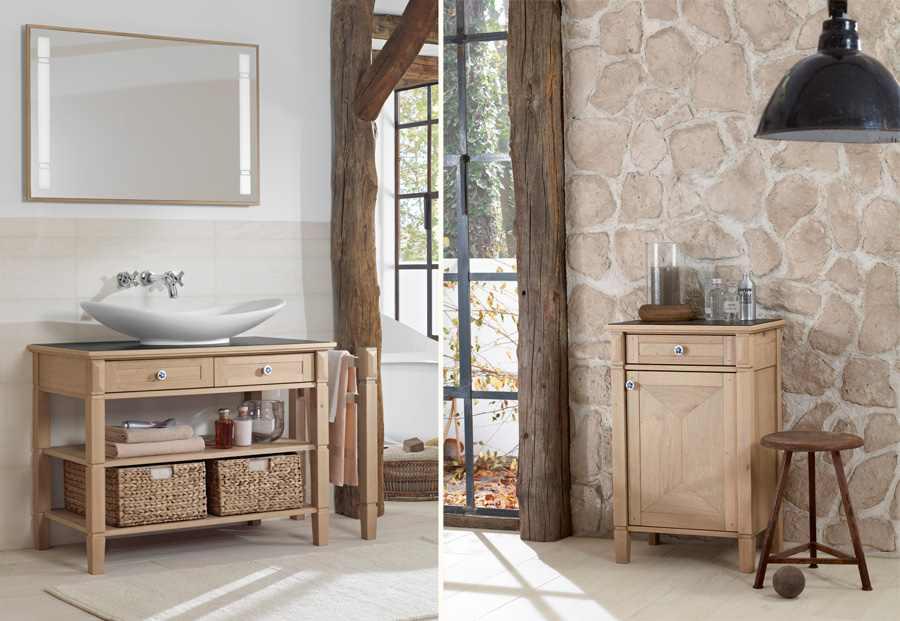 mobilario de diferentes estilos