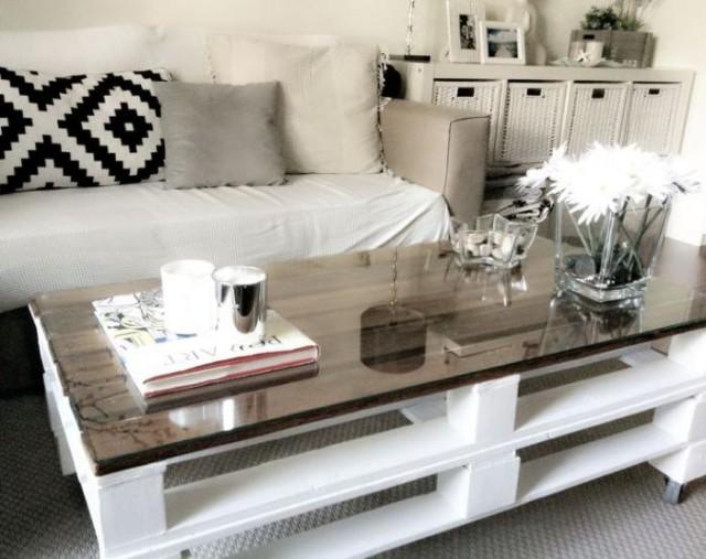 mobiliario rústico
