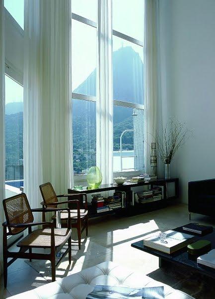 Moderna casa estilo loft con amplias vistas decoracion in for Decoracion estilo loft